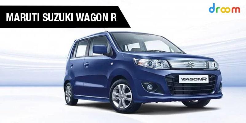 Maruti Suzuki Wagon R 2020