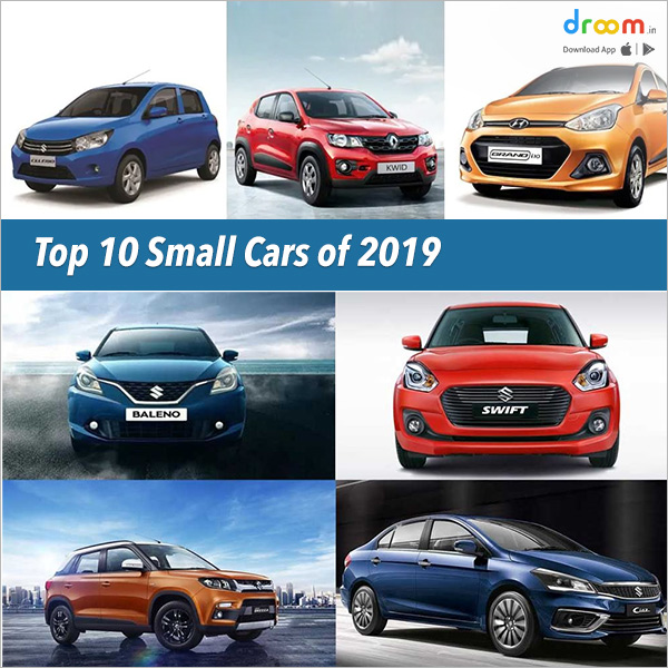 top 10 Small cars of 2019