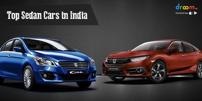 Top Sedan Cars in India