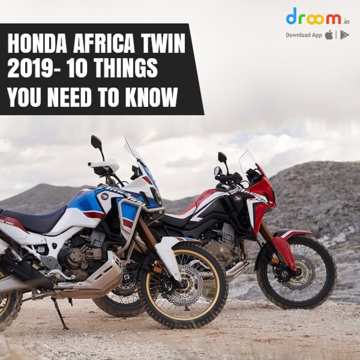 10 Things You Need To Know About Honda Africa Twin 2019 Droom