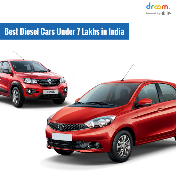 Best Diesel Cars Under 7 Lakhs in India.