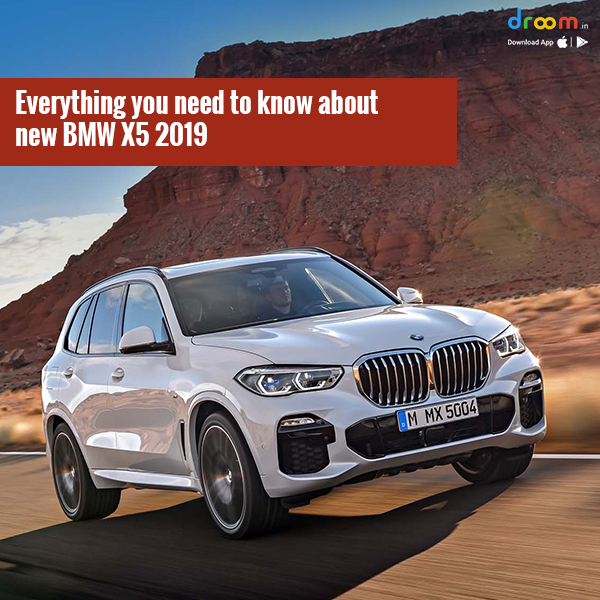 Top Things You Need To Know About BMW X5 2019