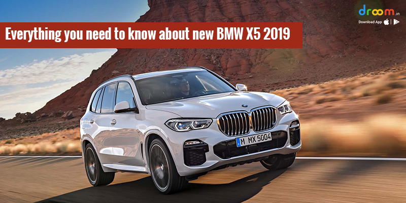 Everything you need to know about new BMW X5 2019