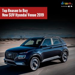 Top Reason to Buy New SUV Hyundai Venue 2019