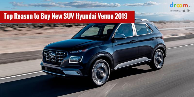 Top Reason to Buy New SUV Hyundai Venue 2019