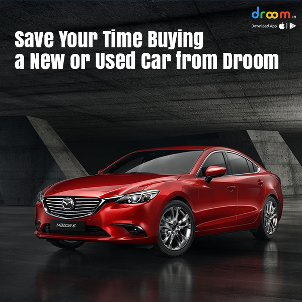 buying a new car on droom