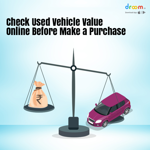 check second hand car price online