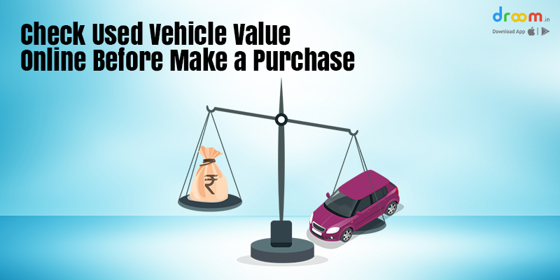 check used vehicle price online