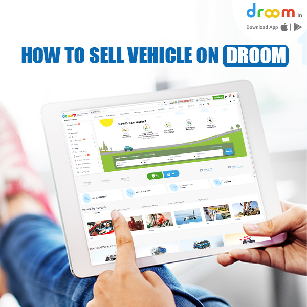 list vehicle on droom