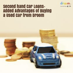 second hand car loan online