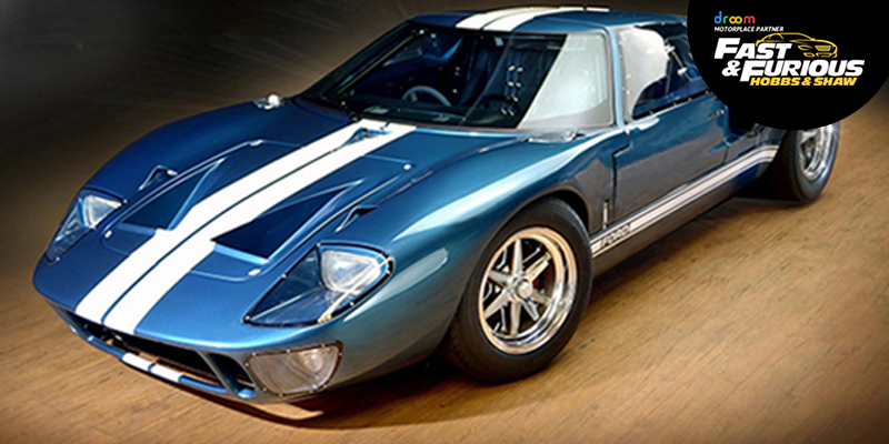 1965 Ford GT40 - Fast Five