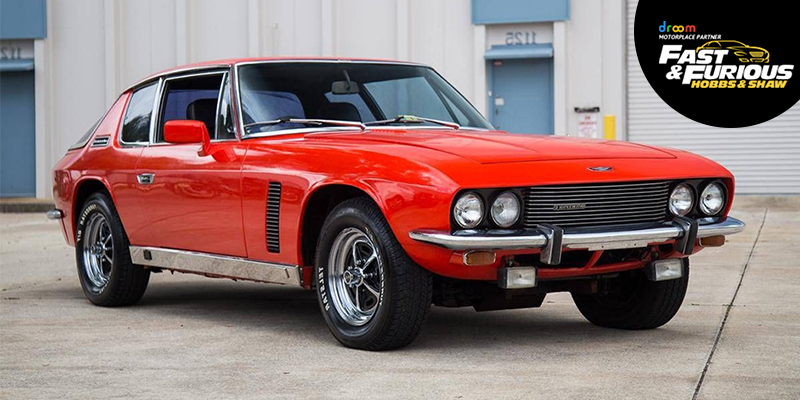 1971 Jensen Interceptor - Fast and Furious 6