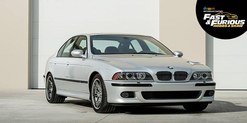 2001 BMW M5 - FAST & FURIOUS 4