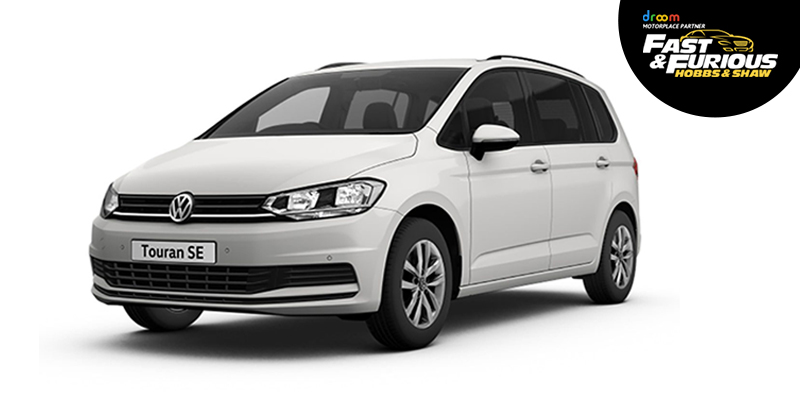 2005 Volkswagen Touran - The Fast and the Furious Tokyo Drift