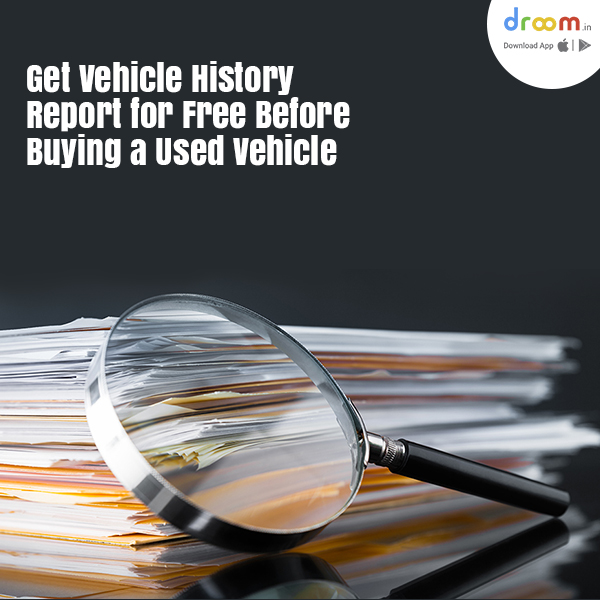 Free Vehicle History Report Online >> Vehicle History Report Online Check Before Buying Used Vehicle Droom