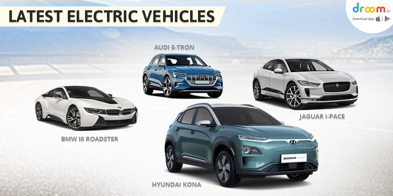 new electric vehicles