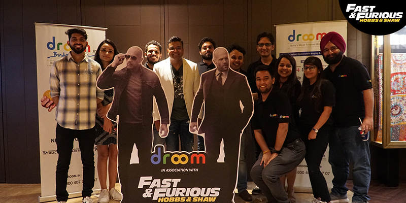 Droom in association with fast & furious