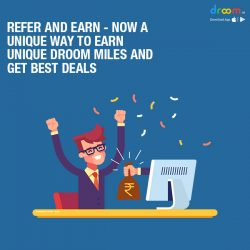 Refer and Earn Droom Miles