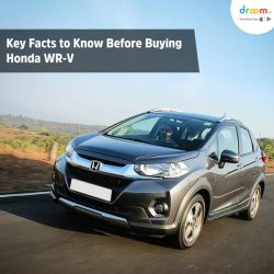 Honda WR-V Specifications