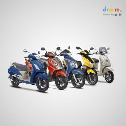 best scooty for women in india