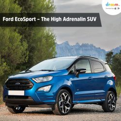 ford ecosports specifications