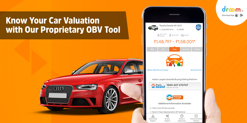 used car valuation tool online