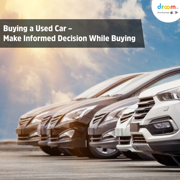 Car Buyer Guide - Droom