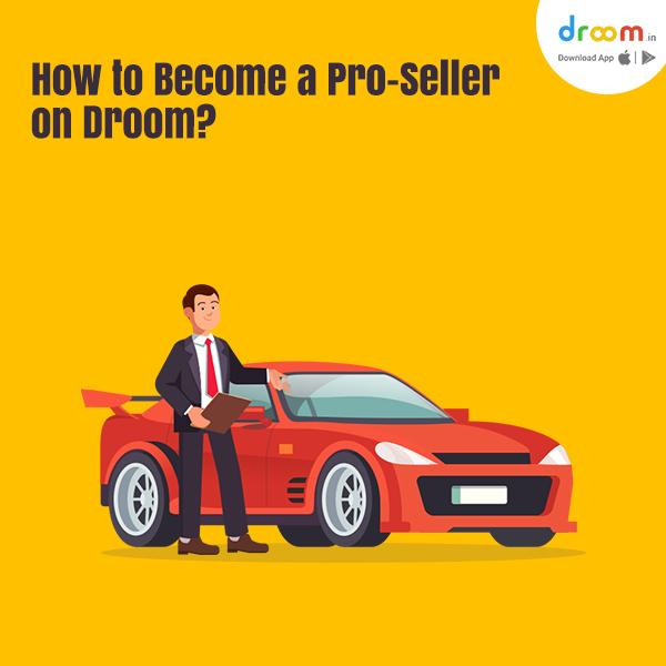 droom pro seller account