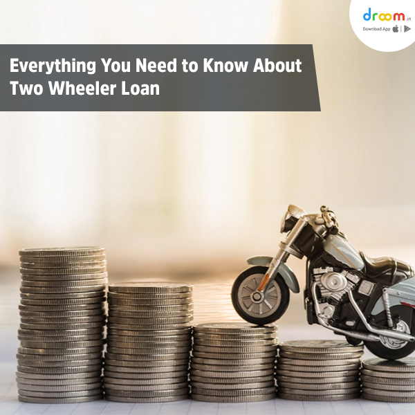 Two Wheeler Loan Online in India