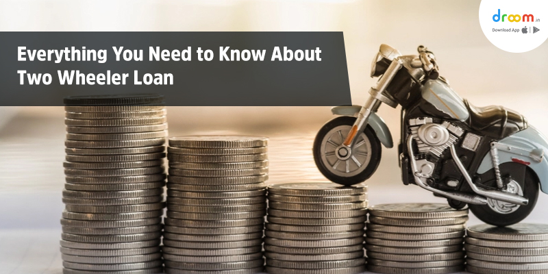 Two Wheeler Loan Online
