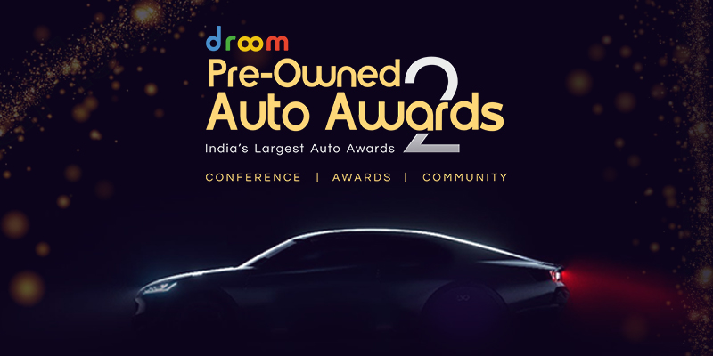 Droom Pre-Owned Auto Awards 2