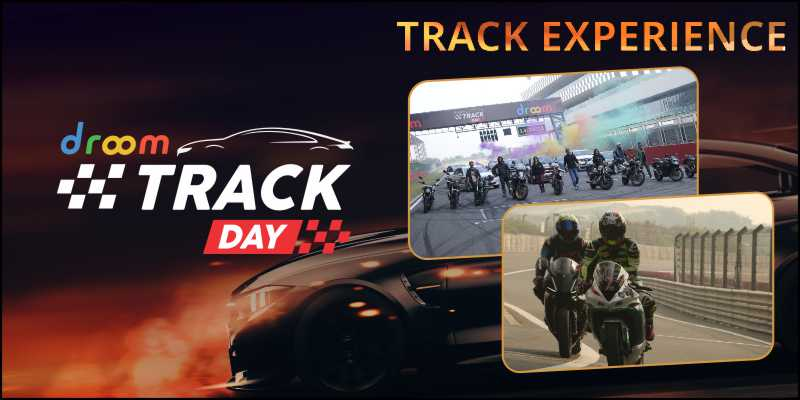 Droom Track Experience