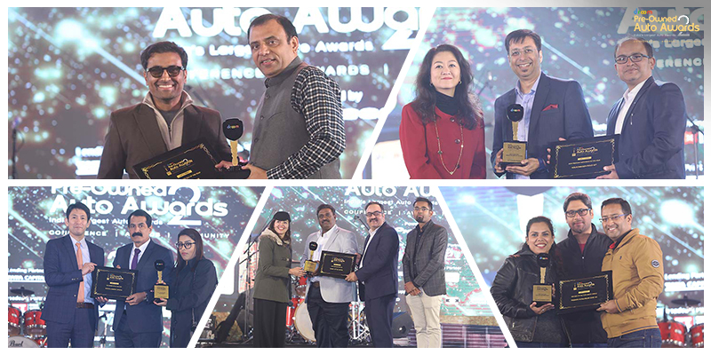 droom auto awards 2019