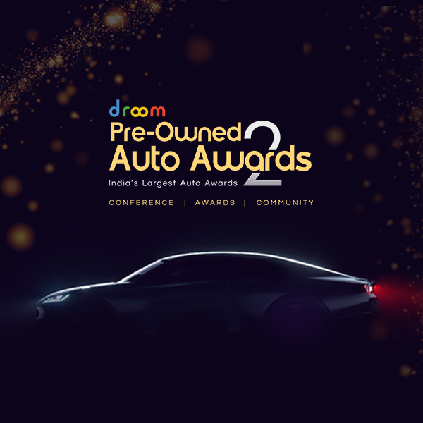 droom pre-owned auto awards 2019