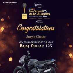 Bajaj Pulsar 125- Commuter Bike of the Year New