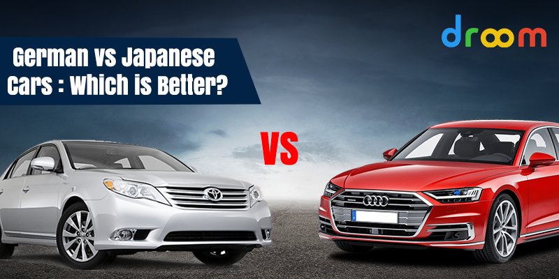 German or Japanese cars