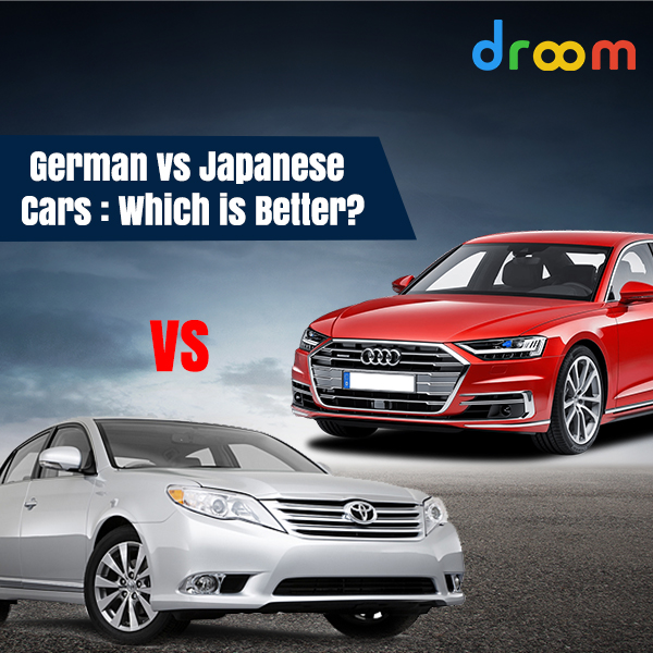 German vs Japanese cars