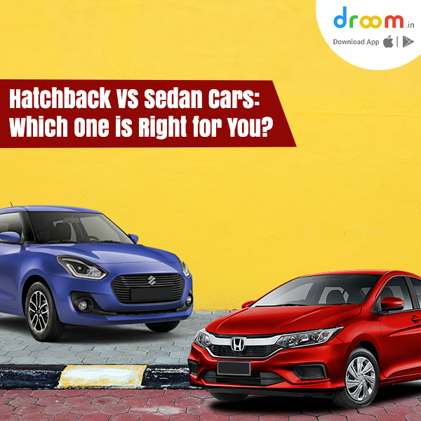 Hatchback vs Sedan Cars