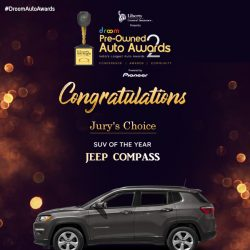 Jeep Compass - Pre-Owned SUV of the Year