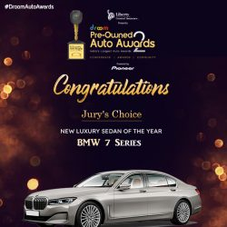 BMW 7 Series- New Luxury Sedan of the year