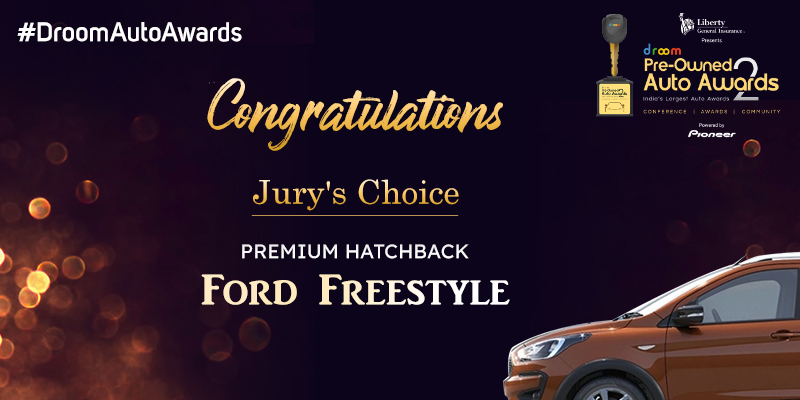 Ford Freestyle - Jury choice_PREMIUM HATCHBACK