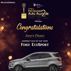 Ford EcoSport- MPV of the Year