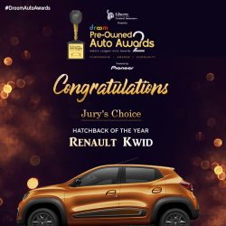 Renault Kwid - Pre-Owned Hatchback of the Year