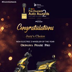 Okinawa Praise Pro -New Electric two wheeler of the year