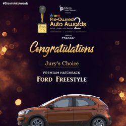Ford Freestyle - Jury choice_premium hatch back