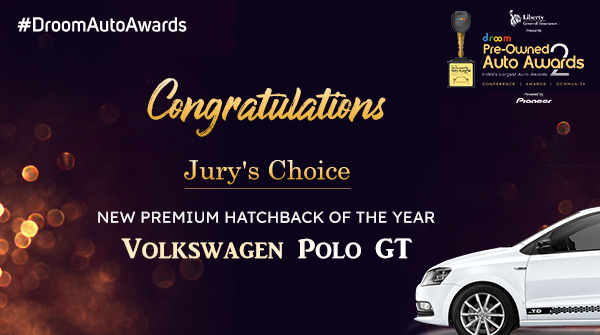 Volkswagen Polo GT- New Premium Hatchback of the Year