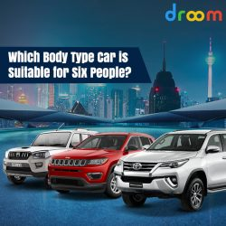 six seater cars in india