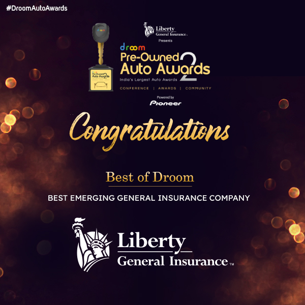 Liberty General Insurance - Best of droom
