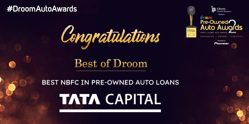 Tata Capital - Best of droom_auto loan