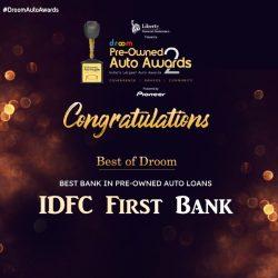 IDFC Bank - Best bank